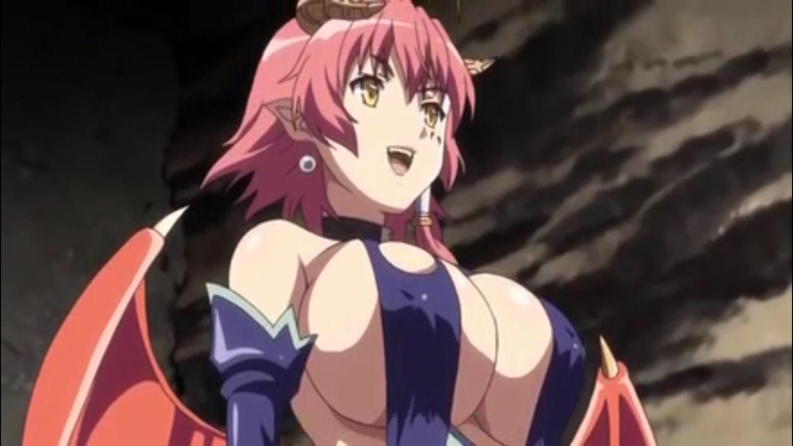 Anime Succubus Blowjob Porn hentai movie kyonyuu fantasy 1 | hentaimovie.tv