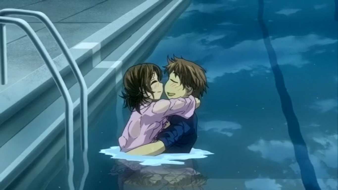 Hentai sex i poolen